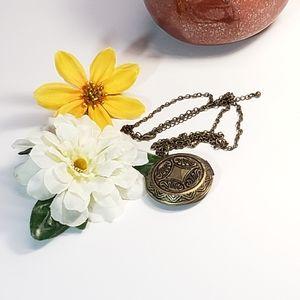 Jewelry - 🌻Long Locket Necklace
